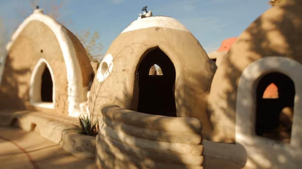 SuperAdobe Tiny Homes